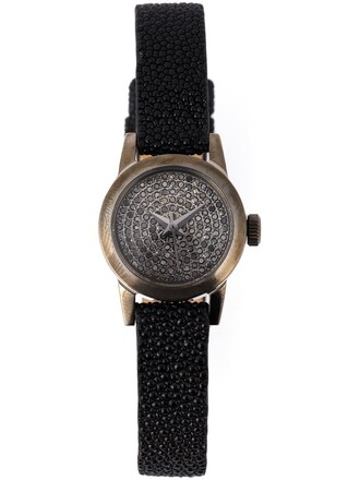 cute watch black jewels