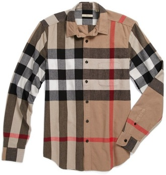 shirt burberry