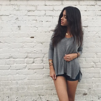blouse madison beer top