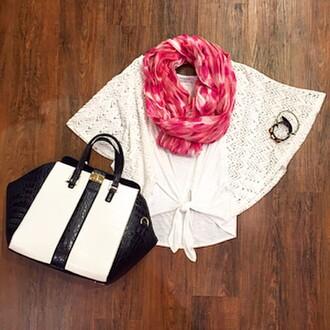 blouse shopsimplychic crochet top lace top boho bohemian cute white white top white lace top crochet festival music festival lace bohemian top tie front