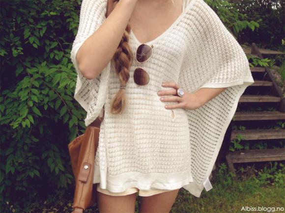 romper white dress top white