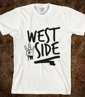 Westside  - One Direction Apparel - Skreened T-shirts, Organic Shirts, Hoodies, Kids Tees, Baby One-Pieces and Tote Bags Custom T-Shirts, Organic Shirts, Hoodies, Novelty Gifts, Kids Apparel, Baby One-Pieces | Skreened - Ethical Custom Apparel