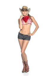 underwear,sexy halloween accessory,lingerie,celebrity halloween costume,sexy,mapalé,cowgirl,cowgirl outfit