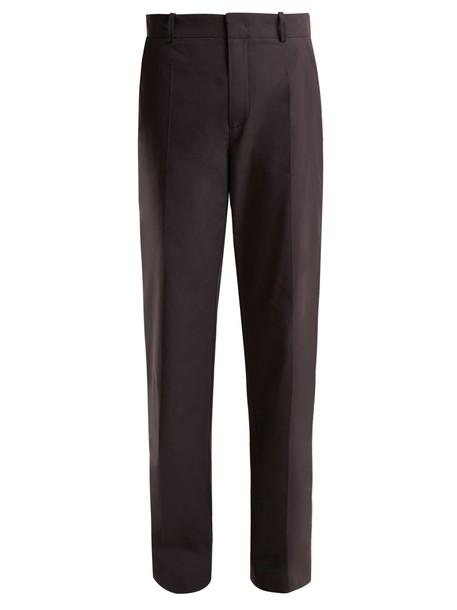 Joseph cotton navy pants