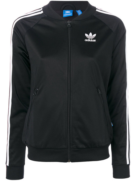 Adidas sweater women black