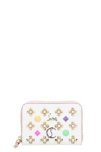 purse white bag