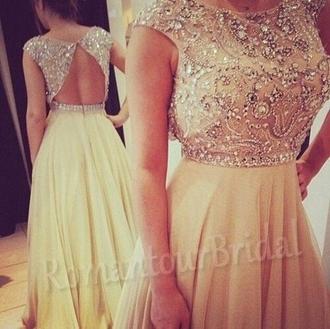 dress sparkle long dress strapless