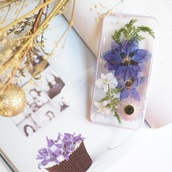 phone cover,iphone case,iphone cover,purple,flowers,loral,pressed flowers,cute,cool,daisy,handmade,handcraft,gift ideas,holiday gift,trendy,shabibisheep,samsung galaxy cases,iphone 6s plus case,iphone 6s,summersummerhandcraft,valentines day gift idea,mothers day gift idea,christmas