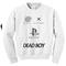 Dead boy greystation unisex sweatshirts - basic tees shop