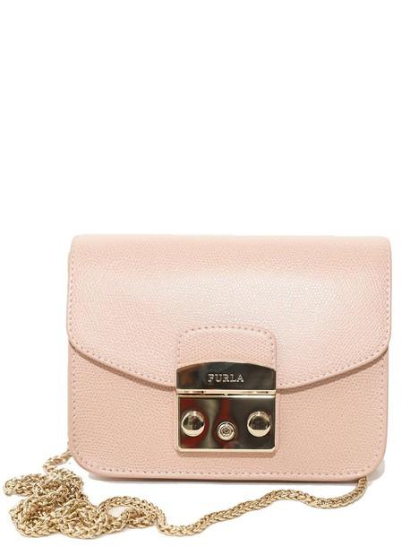Furla bag shoulder bag pink