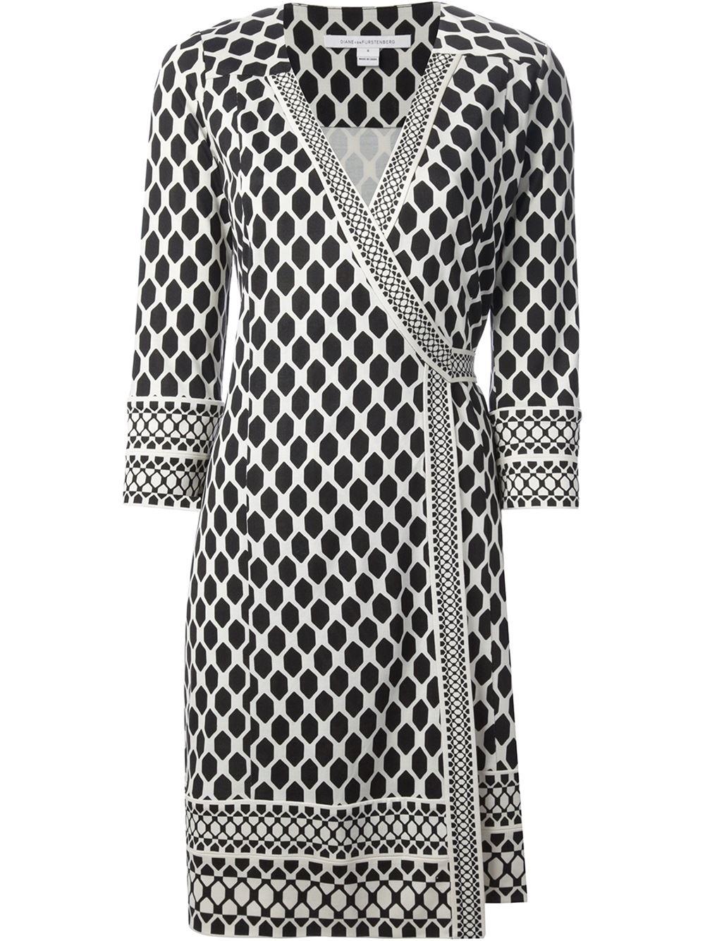 Diane Von Furstenberg 'tullulah' Dress - Mohge & Maude - Farfetch.com