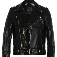 leather black perfecto
