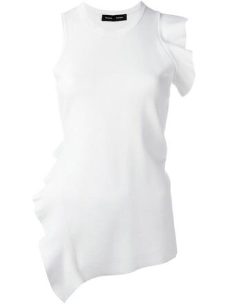 tank top top white