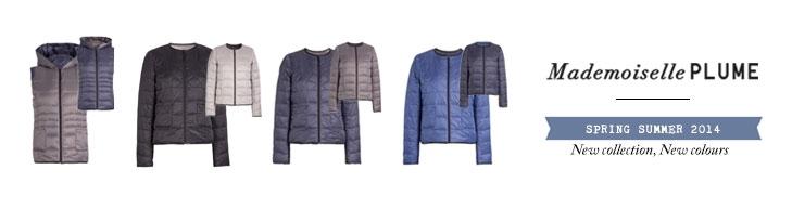 Mademoiselle Plume Down jacket, women's fashion: Comptoir des Cotonniers