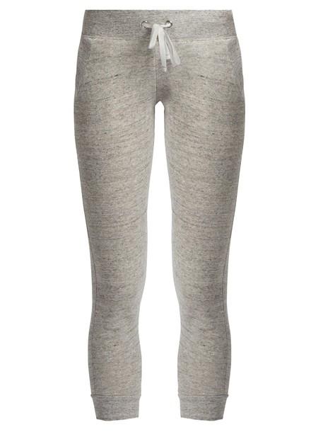 PEPPER & MAYNE sweatpants grey pants