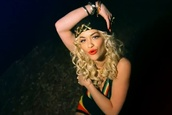 hat,rita ora,beanie,music video,clothes,xxx beanie