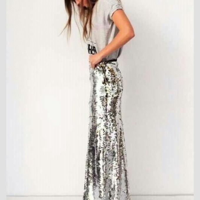maxi skirt glitter the best maxi skirts glitter to shop