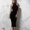 'prague' dress (black)