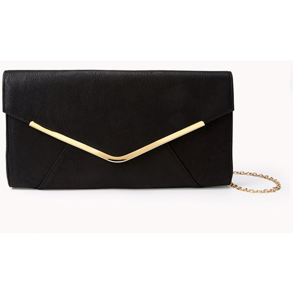 Sleek Envelope Crossbody - Forever 21 - Polyvore