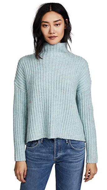 pullover turtleneck sweater