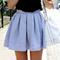 Grey skirt - beauty fashion shopping