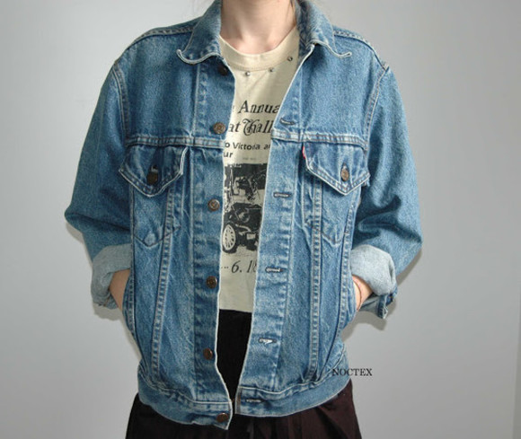 jacket denim jacket hipster