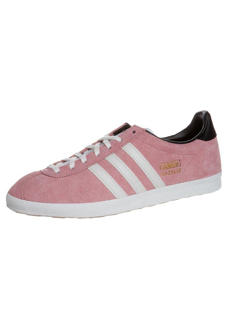 adidas originals gazelle sneakers laag roze