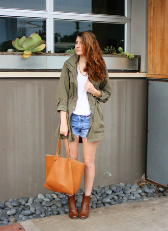 these days blogger jacket t-shirt bag shorts shoes