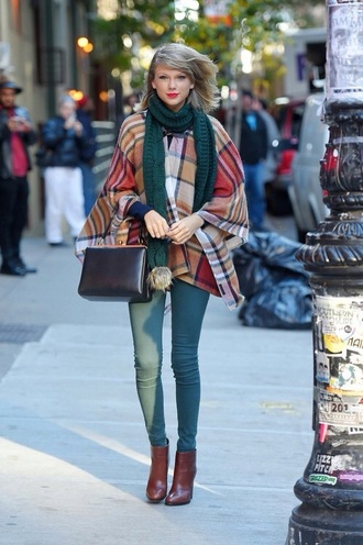 cardigan taylor swift plaid bag