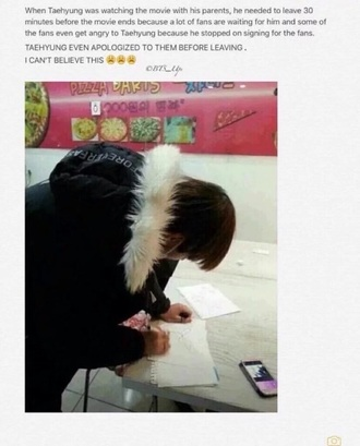 jacket kim taehyung kpop bts black forever faster bts v black coat mens coat