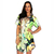 Women's Floral Baseball Jersey Dress - Ichiban