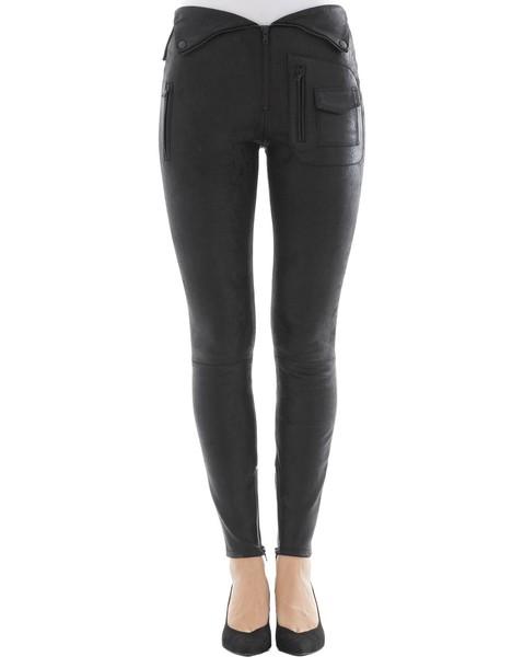 pants leather pants black leather pants leather black black leather