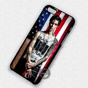 phone cover,music,andy biersack,black veil brides,american flag,iphone cover,iphone case,iphone,iphone 4 case,iphone 4s,iphone 5 case,iphone 5s,iphone 5c,iphone 6 plus,iphone 6 case,iphone 6s case,iphone 6s plus cases,iphone 7 case,iphone 7 plus case