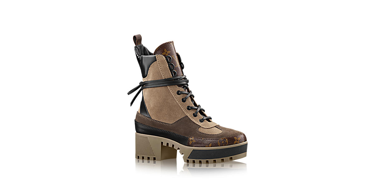 540b724804e Products by Louis Vuitton  Laureate Platform Desert Boot