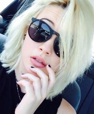 sunglasses beatrice miller black matte matte black black sunglasses