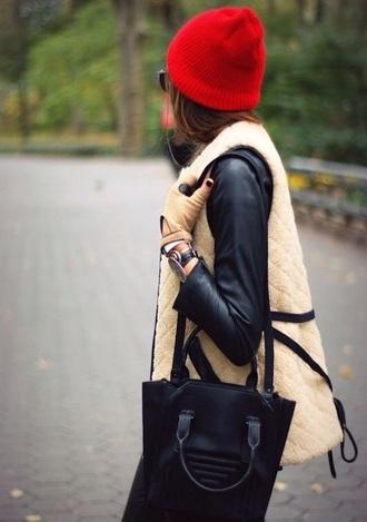 bag purse black black bags leather bag