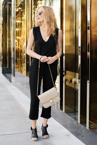eat sleep wear blogger top bag jewels shoes