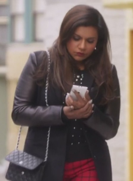 jacket mindy kaling mindy lahiri the mindy project