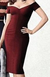 dress,anne hathaway,ocean's 8,red dress,red,v neck