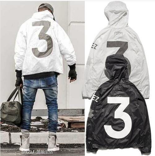 Yeezy Yeezus Tour Jacket Windbreaker Yeezus Tour Kanye