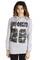 Brooklyn 28 hooded sweatshirt