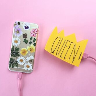 phone cover yeah bunny dry flowers iphone case pale sweet