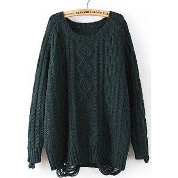 sweater oversized sweater