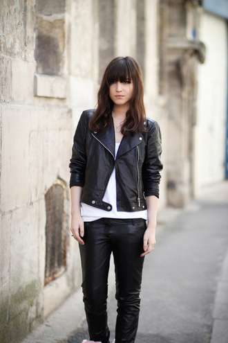 jacket betty black jacket
