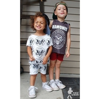 guys toddler kids fashion swag eagle presidential seal hat fitted hat shirt
