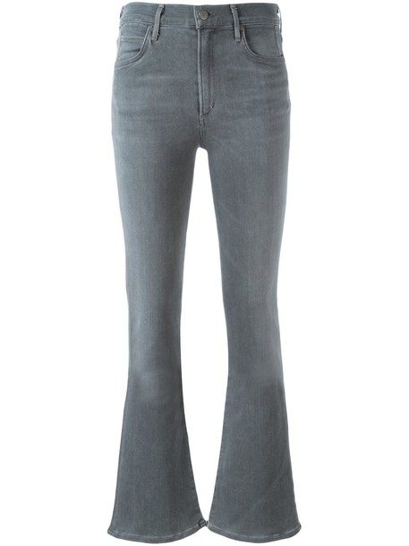 women cotton grey pants