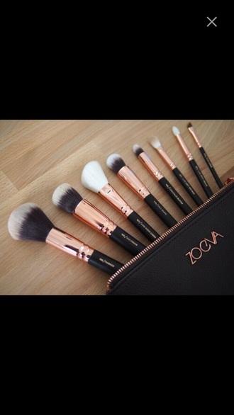 make-up beautiful makeup brushes