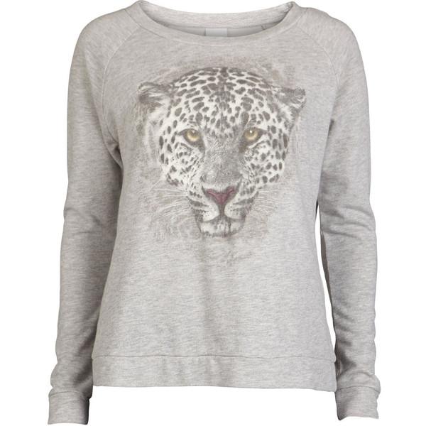 Vila Tiger Sweat - Polyvore