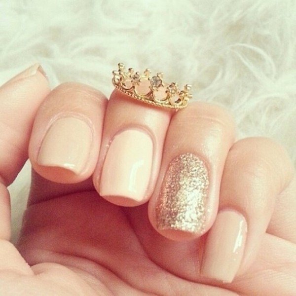 jewels ring crown crown ring gold