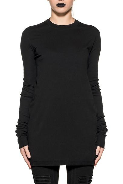 DRKSHDW sweater black sweater black